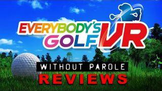 Everybody's Golf VR | PSVR Review