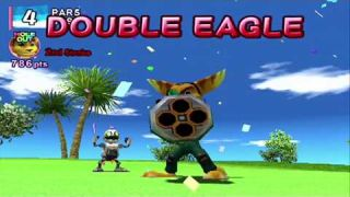 Hot Shots Golf Fore - Double Eagle Collection