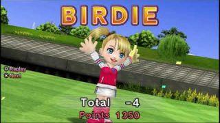 PSP: Hot Shots Golf - Open Tee 2