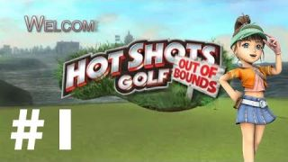 I'M BACK! - Hot Shots Golf: Out of Bounds - Part 1