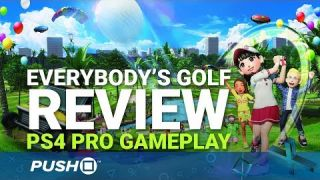 Everybody's Golf PS4 Review: Fore the Players | PlayStation 4 | PS4 Pro Gameplay Footage