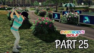 Let's Play Everybody's Golf Part 25 - Back With A Bang | PS4 Pro Gameplay