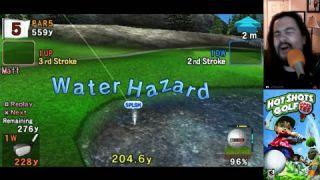 Old School: Hot Shots Golf - Open Tee (PSP)