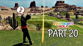 Let's Play Everybody's Golf Part 20 - Apex vs Toraji | PS4 Pro Gameplay