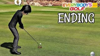 Let's Play Everybody's Golf Part 29 - The End...? | PS4 Pro Gameplay