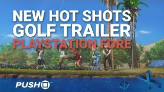 New Hot Shots Golf PS4 Trailer: PlayStation Fore! | TGS 2016 | Press Conference