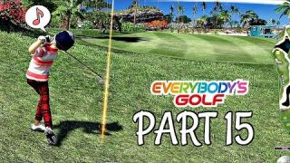 Let's Play Everybody's Golf Part 15 - Apex vs Honghua | PS4 Pro Gameplay