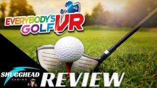 Everybody's Golf PSVR Review: Golfers Rejoice | PS4 Pro Gameplay Footage