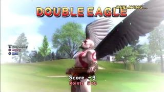 Hot Shots Golf: Out Of Bounds - DOUBLE EAGLE COLLECTION!