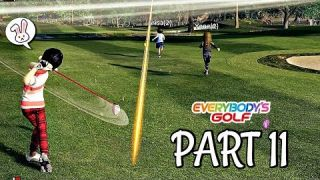 Let's Play Everybody's Golf Part 11 - 18 Hole Pro-Am | PS4 Pro Gameplay