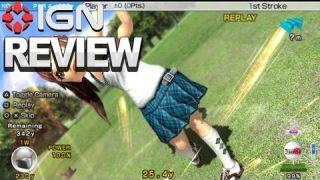 IGN Reviews - Hot Shots Golf: World Invitational Vita - Game Review