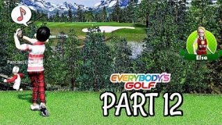 Let's Play Everybody's Golf Part 12 - Apex vs Pancho | PS4 Pro Gameplay